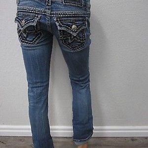Miss me straight cut jeans